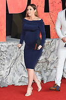 """Jacqueline Jossa<br /> arriving for the """"Rampage"""" premiere at the Cineworld Empire Leicester Square, London<br /> <br /> ©Ash Knotek  D3395  11/04/2018"""