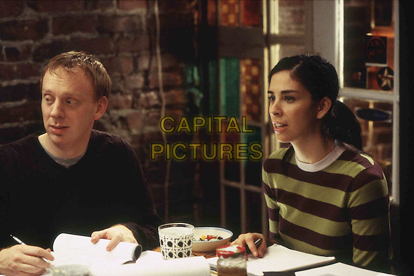 MIKE WHITE & SARAH SILVERMAN.in The School Of Rock.Filmstill - Editorial Use Only.CAP/AWFF.supplied by Capital Pictures.