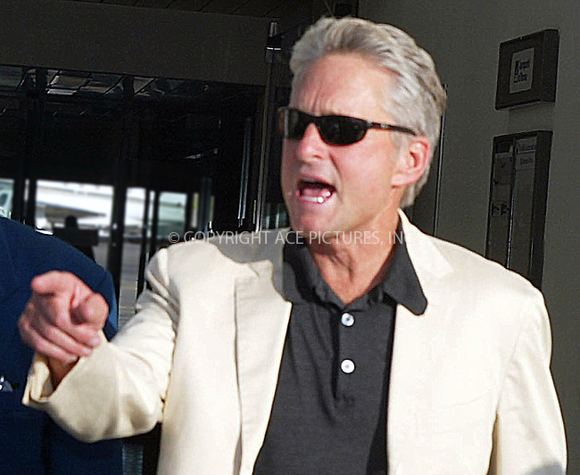 *** U.S. SALES ONLY!!! ***..Catherine Zeta-Jones and Michael Douglas in Italy. June 20, 2004. Please byline: RO001/ACE Pictures.   .. *** ***  ..All Celebrity Entertainment, Inc:  ..contact: Alecsey Boldeskul (646) 267-6913 ..Philip Vaughan (646) 769-0430..e-mail: info@nyphotopress.com