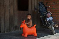 Colurful Battambang Cambodia