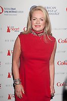 NEW YORK, NY - FEBRUARY 6: attends The Heart Truth Red Dress Collection 2013 Fashion Show on February 6, 2013 in New York City. © Diego Corredor/MediaPunch Inc. .... /NortePhoto