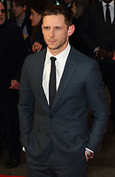 Jamie Bell at the BFI London Film Festival - Film Stars Don't Die In Liverpool - The Mayfair Hotel Gala, Odeon Leicester Square, London on October 11th 2017<br /> CAP/ROS<br /> &copy; Steve Ross/Capital Pictures /MediaPunch ***NORTH AND SOUTH AMERICAS ONLY***