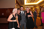 Celebrity Cup Gala Dinner<br /> Celtic Manor Resort<br /> 05.07.14<br /> &copy;Steve Pope-SPORTINGWALES