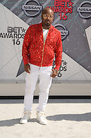 LOS ANGELES, CA - JUNE 26: Jermaine Dupri at the 2016 BET Awards at the Microsoft Theater on June 26, 2016 in Los Angeles, California. Credit: David Edwards/MediaPunch