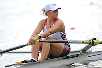 Amsterdam, NETHERLANDS, USA BW1X,  2011 FISA U23 World Rowing Championships, Wednesday, 20/07/2011 [Mandatory credit:  Intersport Images]
