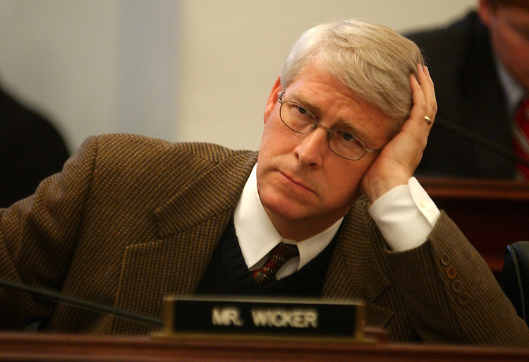Rep. Roger Wicker, R-Miss.