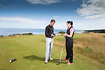 R&amp;A Rules shoot, St Andrews<br /> Pic Kenny Smith, Kenny Smith Photography<br /> 6 Bluebell Grove, Kelty, Fife, KY4 0GX <br /> Tel 07809 450119,