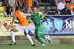31 May 2014: Tampa Bay's Casey Townsend. The Carolina RailHawks played the Tampa Bay Rowdies at WakeMed Stadium in Cary, North Carolina in a 2014 North American Soccer League Spring Season match. Carolina won the game 2-0.