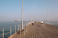 Zypern (Süd), Uferpromenade in Limassol (Lemesos)