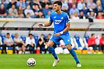 07.10.2018, wirsol Rhein-Neckar-Arena, Sinsheim, GER, 1 FBL, TSG 1899 Hoffenheim vs Eintracht Frankfurt, <br /><br />DFL REGULATIONS PROHIBIT ANY USE OF PHOTOGRAPHS AS IMAGE SEQUENCES AND/OR QUASI-VIDEO.<br /><br />im Bild: Florian Grillitsch (TSG 1899 Hoffenheim #11)<br /><br />Foto &copy; nordphoto / Fabisch