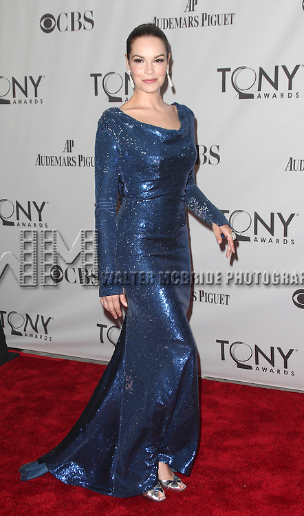 Tammy Blanchard<br /> attending The 65th Annual Tony Awards in New York City.