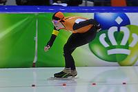 SCHAATSEN: HEERENVEEN: 01-02-2014, IJsstadion Thialf, Olympische testwedstrijd, Jorien ter Mors, ©foto Martin de Jong
