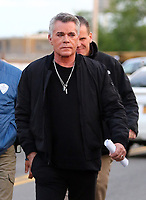 www.acepixs.com<br /> <br /> May 11 2017, New York City<br /> <br /> Actor Ray Liotta on the set of the TV show 'Shades of Blue' on May 11 2017 in New York City<br /> <br /> By Line: Zelig Shaul/ACE Pictures<br /> <br /> <br /> ACE Pictures Inc<br /> Tel: 6467670430<br /> Email: info@acepixs.com<br /> www.acepixs.com