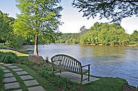 Chattahoochee River National Recreation Area near Atlanta Georgia