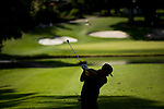30 MAY 2016:  Jonah Texeira of the University of Southern California competes in the Division I Men's Golf Championship is held at the Eugene Country Club in Eugene, OR.  Texeira tied for 75th place with a +17 score Steve Nowland/NCAA Photos