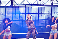 Washington, DC - June 9, 2019: Singer Zara Larsson performs at the Capital Pride concert in Washington, DC June 9, 2019. (Photo by Don Baxter/Media Images International)