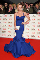 Ola Jordan<br /> at the National TV Awards 2017 held at the O2 Arena, Greenwich, London.<br /> <br /> <br /> ©Ash Knotek  D3221  25/01/2017
