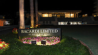 Bacardi reception