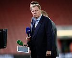 Former Bournemouth manager and now TV Pundit Harry Redknapp during the premier league match at the Vitality Stadium, Bournemouth. Picture date 18th April 2018. Picture credit should read: David Klein/Sportimage