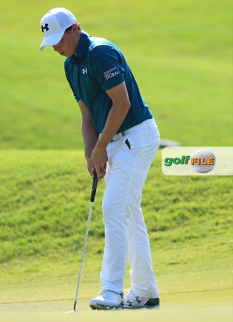 Matthew Fitzpatrick (ENG) during the First Round of The Players, TPC Sawgrass,   Florida, USA. 12/05/2016.<br /> Picture: Golffile | Mark Davison<br /> <br /> <br /> All photo usage must carry mandatory copyright credit (&copy; Golffile | Mark Davison)
