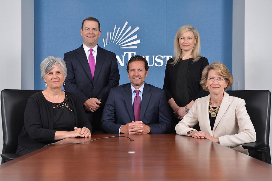 Suntrust Private Wealth Management Team in Charlotte, North Carolina.