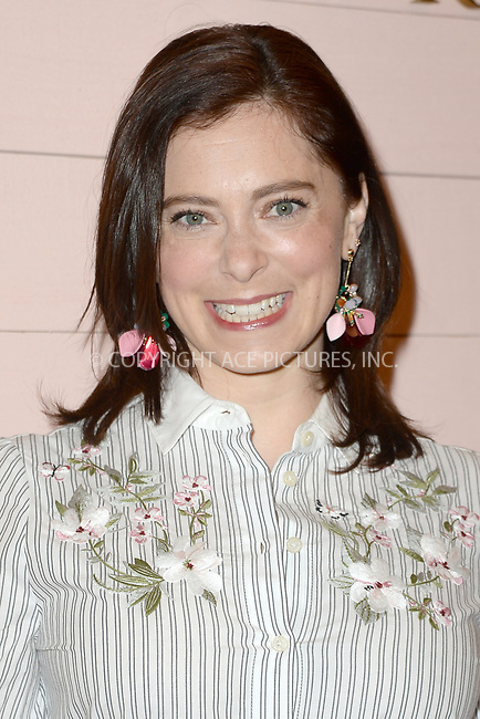 www.acepixs.com<br /> February 9, 2018  New York City<br /> <br /> Rachel Bloom attending the Kate Spade presentation, New York Fashion Week, on February 9, 2018 in New York City.<br /> <br /> Credit: Kristin Callahan/ACE Pictures<br /> <br /> <br /> Tel: 646 769 0430<br /> Email: info@acepixs.com