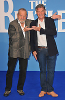 Terry Gilliam and Michael Palin at the &quot;The Beatles Eight Days A Week: The Touring Years&quot; world film premiere, Odeon Leicester Square cinema, Leicester Square, London, England, UK, on Thursday 15 September 2016.<br /> CAP/CAN<br /> &copy;CAN/Capital Pictures /MediaPunch ***NORTH AND SOUTH AMERICAS ONLY***