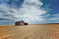 Abandoned Farm House in Fort Morgan, CO