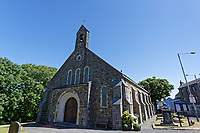 St Mary's Church in Fishguard Port, Pembrokeshire, Wales, UK