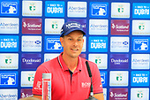 Henrik Stenson, IMG, Hugo Boss, Schuco, BMW, Delwood, FootJoy, Marquis Jet, Mutual of Omaha, Rolex, Taylor Made speaks to the media ahead of the 2017 Aberdeen Asset Management Scottish Open played at Dundonald Links from 13th to 16th July 2017: Picture Stuart Adams, www.golftourimages.com: 12/07/2017