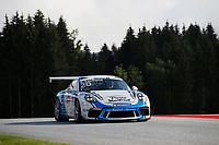 12th July 2020; Spielberg, Austria;  Porsche Mobil 1 Supercup race day;  20 Roar Lindland N, Pierre Martinet by Almeras held at Spielberg Austria