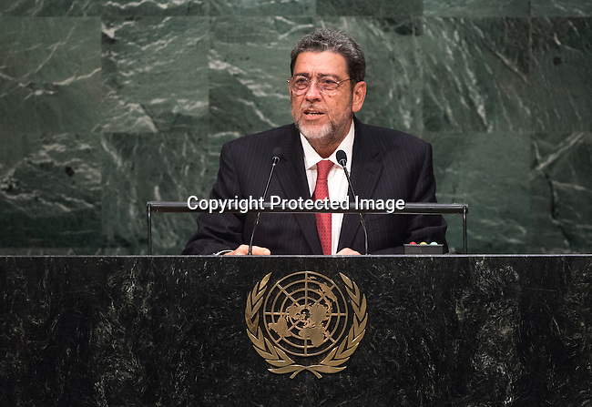 Statement by His Excellency Ralph Gonsalves, Prime Minister of Saint Vincent and the Grenadines