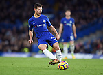 Cesar Azpilicueta of Chelsea during the premier league match at Stamford Bridge Stadium, London. Picture date 30th December 2017. Picture credit should read: Robin Parker/Sportimage
