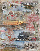 MODERN, MODERNO, paintings+++++GST_no wake zone low res,USLGGST184,#N#, EVERYDAY ,collages,puzzle,puzzles ,photos ,Graffitees