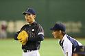 Akihiro Yano (JPN), <br /> NOVEMBER 14, 2014 - Baseball : <br /> 2014 All Star Series Game 2 <br /> between Japan and MLB All Stars <br /> at Tokyo Dome in Tokyo, Japan. <br /> (Photo by YUTAKA/AFLO SPORT)[1040]