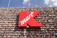 A Kmart store is pictured in Great Barrington, Massachusetts Wednesday October 2, 2013.