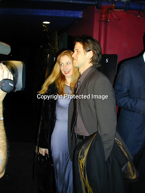 Patricia Clarkson<br />The Green Mile Post Premiere Party<br />Roseland<br />New York, NY, USA<br />December 08, 1999<br />Photo By CelebrityVibe.com