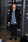 """XXX attends to the presentation of the Springfiled Fashion Film of Christmas """"Keep in Touch"""" at Luchana Theater in Madrid, November 17, 2015.<br /> (ALTERPHOTOS/BorjaB.Hojas)"""