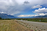 IMAGES OF THE YUKON,CANADA , THE ALASKA HIGHWAY,