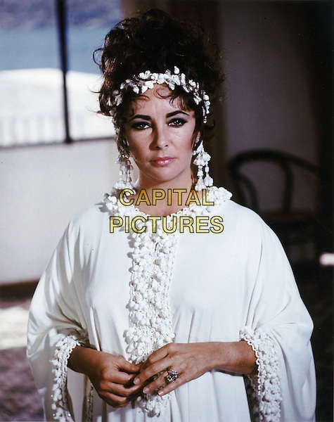 ELIZABETH TAYLOR.in Boom (1968) .(Boom!).*Filmstill - Editorial Use Only*.CAP/STF/PEL.Supplied by Capital Pictures.