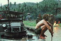 Apocalypse Now (1979) <br /> Sam Bottoms<br /> *Filmstill - Editorial Use Only*<br /> CAP/KFS<br /> Image supplied by Capital Pictures