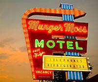 WUS-Munger Moss Motel & Lebanon, Missouri