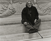 H. M. Koutoukas, 2007.  Playwright.