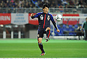 Jungo Fujimoto (JPN),.FEBRUARY 24, 2012 - Football / Soccer :.Kirin Challenge Cup 2012 match between Japan 3-1 Iceland at Nagai Stadium in Osaka, Japan. (Photo by Takamoto Tokuhara/AFLO)