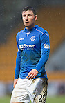 St Johnstone v Kilmarnock.....28.02.15<br /> Michael O'Halloran<br /> Picture by Graeme Hart.<br /> Copyright Perthshire Picture Agency<br /> Tel: 01738 623350  Mobile: 07990 594431