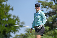 Lindy Duncan (USA) watches her tee shot on 3 during round 2 of  the Volunteers of America LPGA Texas Classic, at the Old American Golf Club in The Colony, Texas, USA. 5/6/2018.<br /> Picture: Golffile | Ken Murray<br /> <br /> <br /> All photo usage must carry mandatory copyright credit (&copy; Golffile | Ken Murray)