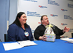 """New Jersey 101.5's """"Big Joe"""" Henry at Monmouth Medical Center Southern Campus in Lakewood, NJ"""
