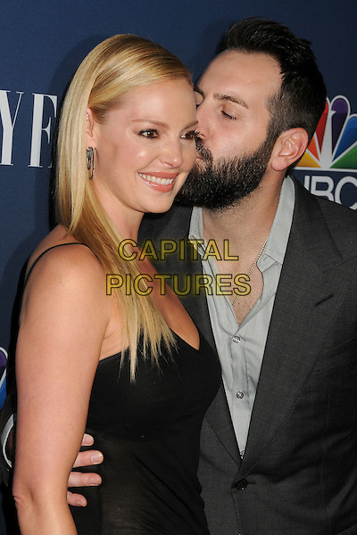 16 September 2014 - West Hollywood, California - Katherine Heigl, Josh Kelley. NBC and Vanity Fair 2014-2015 TV Season Event held at Hyde Sunset Kitchen.  <br /> CAP/ADM/BP<br /> &copy;Byron Purvis/AdMedia/Capital Pictures