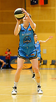 29th December 2019; Bendat Basketball Centre, Perth, Western Australia, Australia; Womens National Basketball League Australia, Perth Lynx versus Canberra Capitals; Keely Froling of the Canberra Capitals takes a free throw - Editorial Use