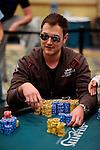 High Roller final table chip leader Tobias Reinkemeier